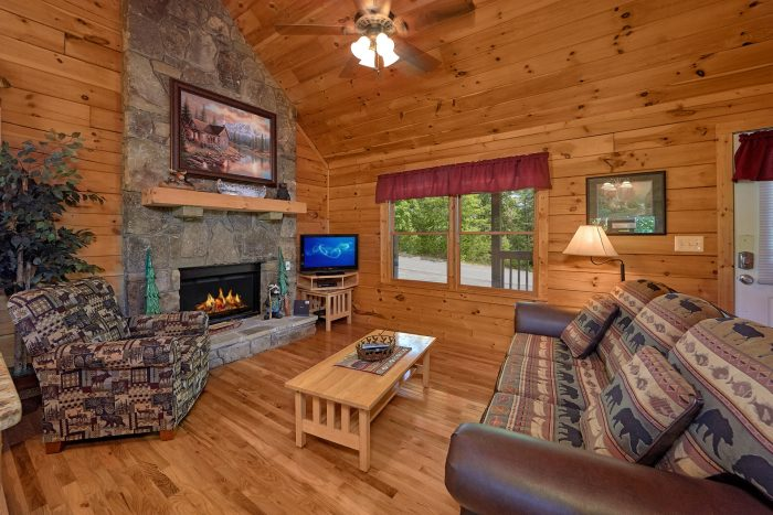 2 Bedroom Cabin in Arrowhead Resort - A Cozy Cabin
