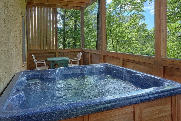 2 Bedroom Cabin with a Hot Tub - A Cozy Cabin