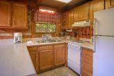 Full Kitchen in 2 Bedroom Cabin