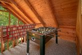 2 Bedroom Cabin with Foosball Game