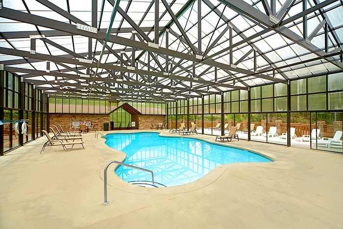 Indoor Hidden Spring Resort Pool - A Peaceful Easy Feeling