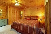 Pigeon Forge Cabin with Comfy King Bed