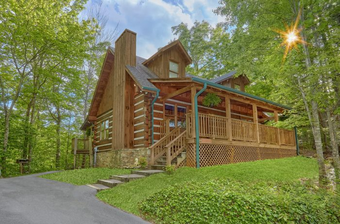 A Peaceful Retreat Cabin Rental Photo