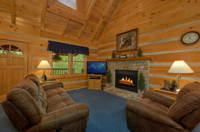 Living Room - A Peaceful Retreat