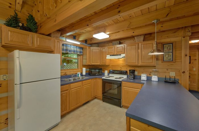 Kitchen - A Peaceful Retreat
