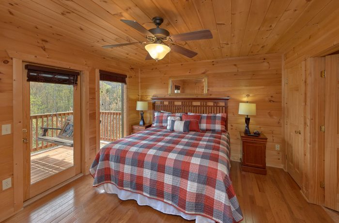 5 Bedroom Cabin that Sleeps 10 Spectacular Views - A Spectacular View to Remember