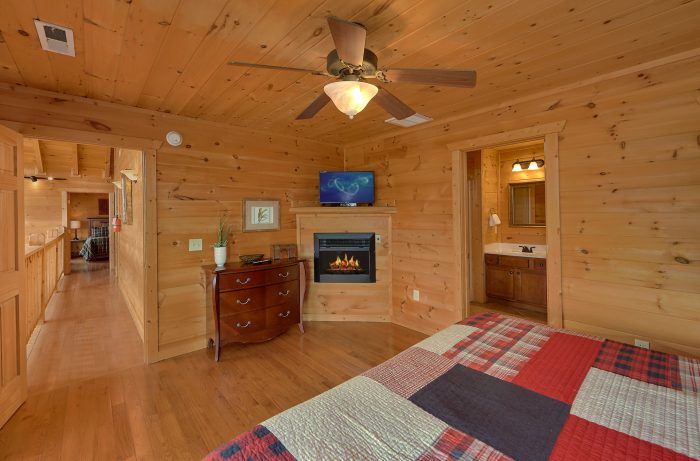 5 Bedroom Cabin that Sleeps 10 in Gatlinburg - A Spectacular View to Remember