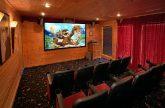5 Bedroom Cabin Sleeps 10 with Theater Room