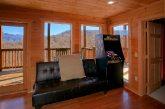 Arcade Game 5 Bedroom Cabin Sleeps 10