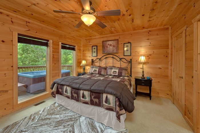 5 Bedroom Cabin in the Smoky Mountains - A View From Above
