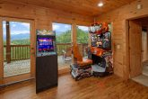 Gatlinburg Cabin with a Game Room