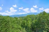 Views of the Mountains from 5 bedroom cabin