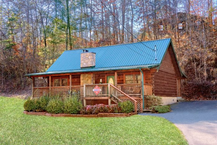 Absolute Heaven Cabin Rental Photo