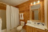 Pigeon Forge Cabin with Connecting Full Bath