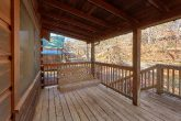 Cabin near Pigeon Forge with Porch Swing