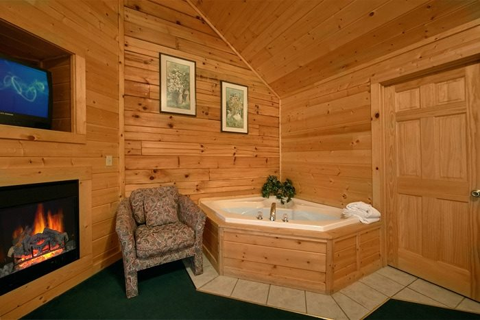 7 bedroom cabin with King Master Suite - Alexander the Great