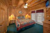 Spacious Pigeon Forge 7 Bedroom Cabin Rental