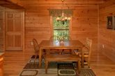 2 Bedroom Cabin with Spacious Dining Area
