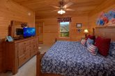 Pigeon Forge Cabin with Private Deck and Hot Tub