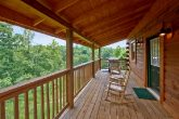Pigeon Forge Cabin in the Smoky Mountains