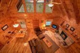 1 Bedroom Honeymoon Cabin with Stone Fireplace