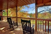 2 Bedroom Cabin in the Great Smokies with deck