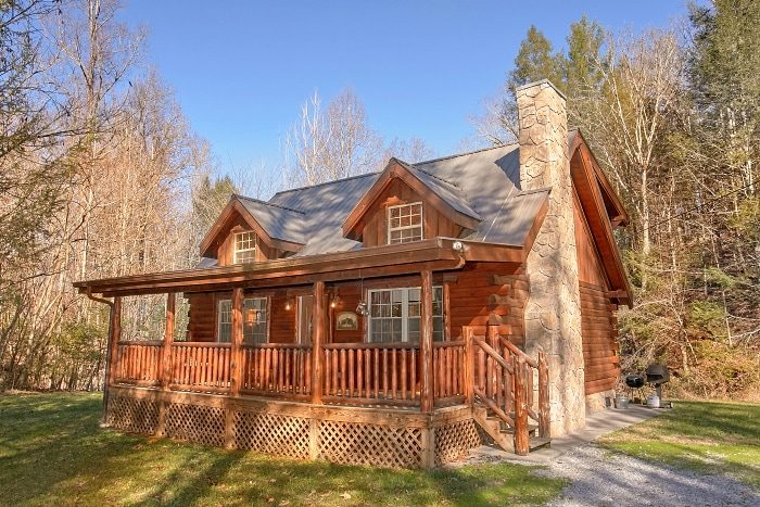 Beary Dashing Cabin Rental Photo
