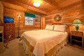Cabin with Queen bedroom and private bath