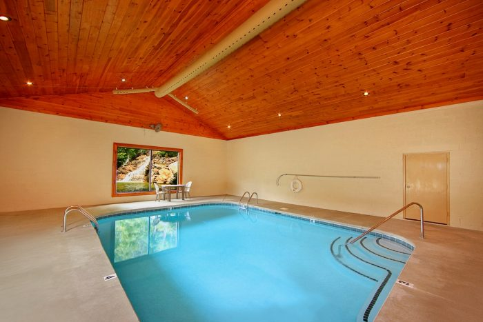4 Bedroom Cabin with Indoor Swimming Pool - Dreamland