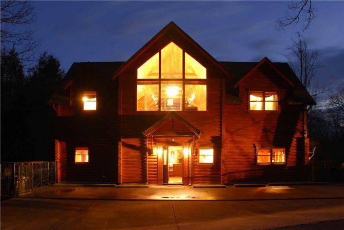 Elkhorn Lodge Cabin Rental Photo
