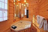 Cabin with private bath