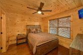 Luxury King Suite in 2 Bedroom Cabin