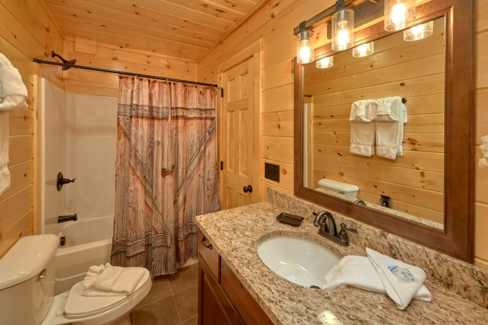 2 Full Bath Room - Fifty Mile View
