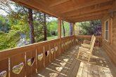 Wears Valley Honey Moon Cabin in the Smokies