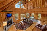 2 Bedroom Cabin with Flatscreen TV