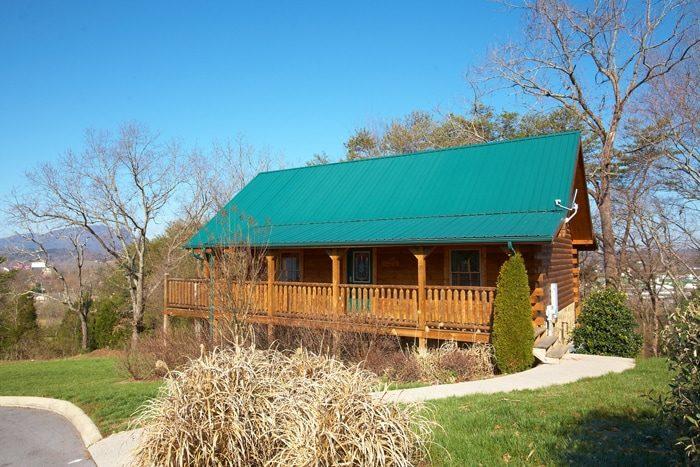 Hideaway Heart Cabin Rental Photo