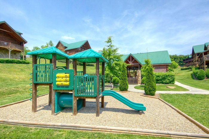 1 Bedroom Cabin in Cabins at the Crossing Resort - Hideaway Heart