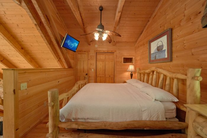 1 Bedroom cabin in the Smoky Mountains - Kicked Back Creekside