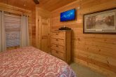 Cabin with 4 Private King Bedrooms