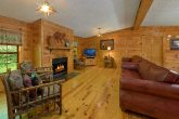 Luxury Cabin with a Fully Furnished Living Room