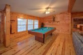 Luxury Cabin with King Master Suite and bath