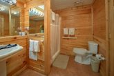 Pigeon Forge Cabin with 3 Bedrooms and 2 baths