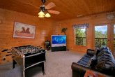 Luxury 3 Bedroom Cabin with Large Game Room
