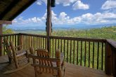 Premium Cabin with Views of Smoky Mountains