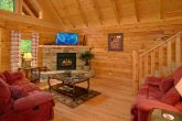 3 Bedroom Cabin with Fully Furnished Living Room