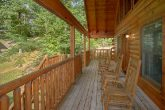 Luxury Cabin with Furnished Deck