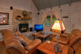 Rustic Cabin with fireplace