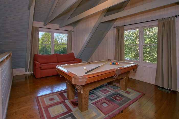 1 Bedroom Cabin with a Loft - Melody Hill