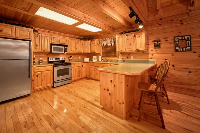 1 Bedroom Cabin with full furnished kitchen - Moose Tracks