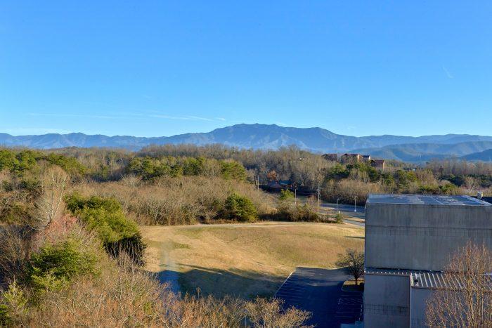 Mountain View Condos Balcony with View - Mountain View 2704